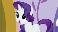 "Rarity ""this is what I've been dreaming about!"" S5E14"