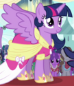 Twilight coronation dress ID S3E13