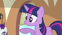 Twilight pointing S2E24