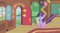 Twilight surprised tail S01E22