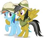 File:FANMADE Rainbow Dash and Daring Do lowres.jpg
