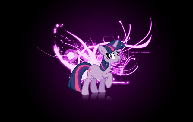 File:FANMADE Twilight Sparkle by Vexx wallpaper.png