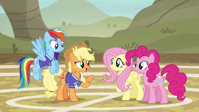 """File:Applejack """"you aren't bad anymore"""" S6E18.png"""