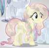 Fluttershy Crystal pony ID S3E2