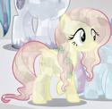 Fluttershy Crystal pony ID S3E2