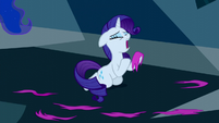 "Rarity ""what kind of monster would do this?!"" S5E13"