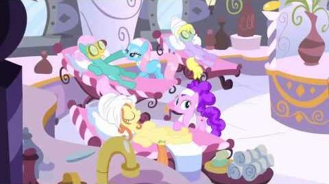 Spanish My Little Pony Find The Music In You - Reprise 2 HD