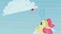 Apple Bloom jumping for the apple S1E12.png