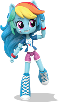 File:Equestria Girls Minis Rainbow Dash promo image.png