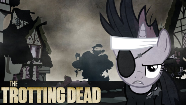 File:FANMADE Twilight Sparkle The Trotting Dead.png