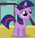 Twilight filly crop S2E25