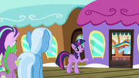 Twilight invites other friends to come along S7E2