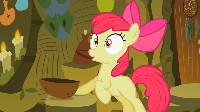 File:Apple Bloom after drinking the brew S2E06.png