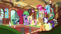 Big Daddy McColt rallies the ponies and animals S7E5.png