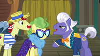 """Gladmane """"you know all about friendship"""" S6E20"""