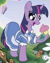 Micro-Series issue 1 Twilight in Wonderland