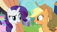 Rarity unfamiliar with pooling S4E22