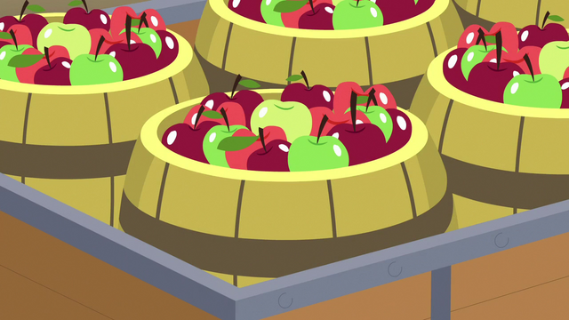 File:Barrels of apples in Big McIntosh's cart S7E8.png