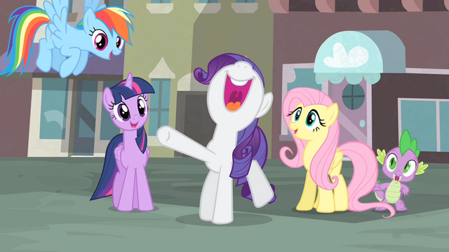 File:Rarity singing with head upwards S4E08.png