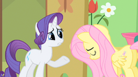 Rarity why did you keep S1E20