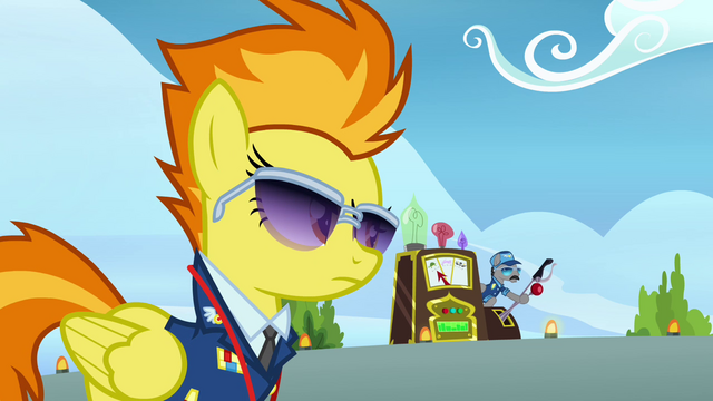 File:Stallion pushes the lever at the background S3E07.png