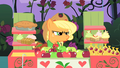 Applejack insulted by Prince Blueblood S1E26.png