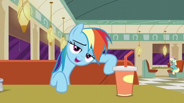 "File:Rainbow Dash ""not clothes"" S6E9.png"