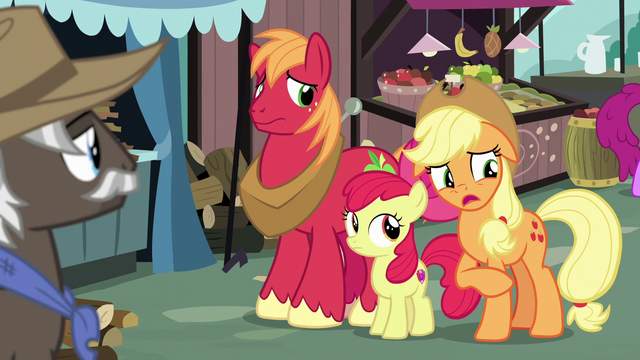 "File:Applejack ""we're not here for that"" S7E13.png"
