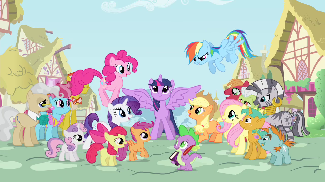 Characters My Little Pony Friendship Is Magic Wiki - oc