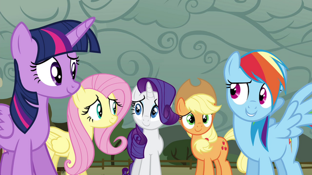 "File:Twilight and friends ""we noticed"" S4E18.png"