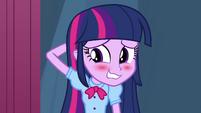 Twilight nodding embarrassed EG