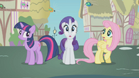 Rarity oh noes S01E10