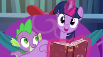 """Twilight """"we might just find out what they are"""" S06E08"""