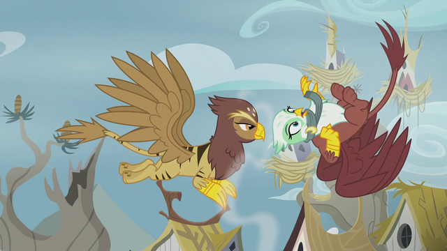 File:Greta gets accidentally hit by another griffon S5E8.png