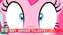 Hot Minute with Pinkie Pie close up