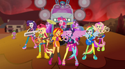 """The Rainbooms """"the light of friendship on our side!"""" EG2.png"""