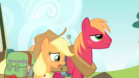 Applejack 'I'd feel a heap better if I could' S4E17