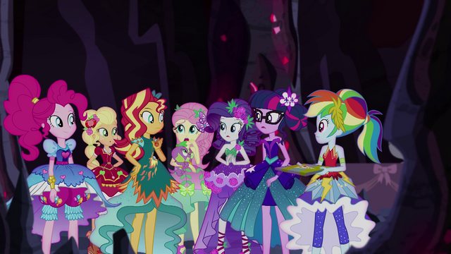 """File:Fluttershy """"you're not gonna ask us"""" EG4.png"""