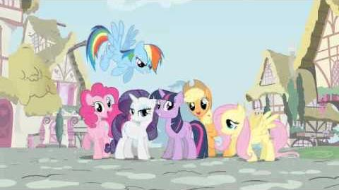 My Little Pony Friendship is Magic French Francais Opening