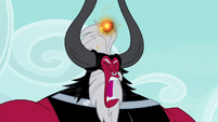 Tirek about to conjure up a magic beam S4E26