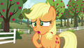 "Applejack ""gettin' more upset just thinkin' about it"" S6E23.png"
