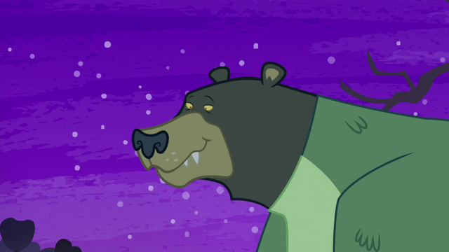 File:Monster revealed to be Harry the bear S5E21.png