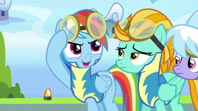 File:Rainbow 'Yes ma'am!' S3E07.png