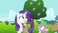 "Rarity ""adorable!"" S4E23.png"