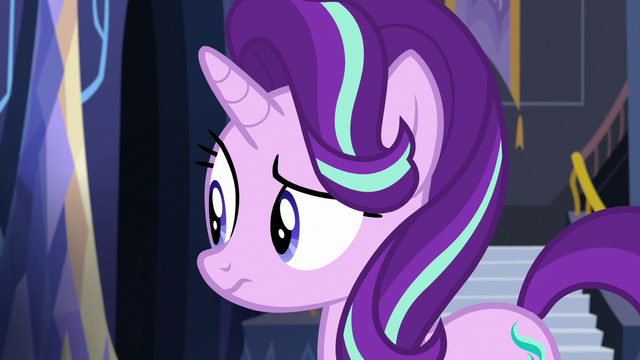 File:Starlight Glimmer interrupted by Fluttershy S6E21.png