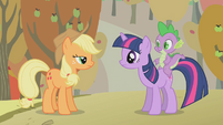Applejack and Twilight S01E13