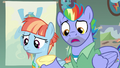 "Bow Hothoof ""collection of Wonderbolt memorabilia"" S7E7.png"