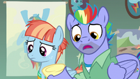 "Bow Hothoof ""collection of Wonderbolt memorabilia"" S7E7"