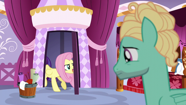 File:Fluttershy pulling the door behind her S6E11.png