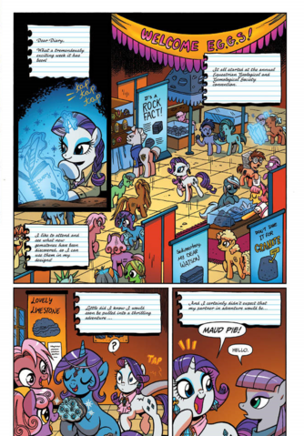 File:Friends Forever issue 29 page 1.png